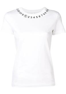 Maison Margiela logo T-shirt