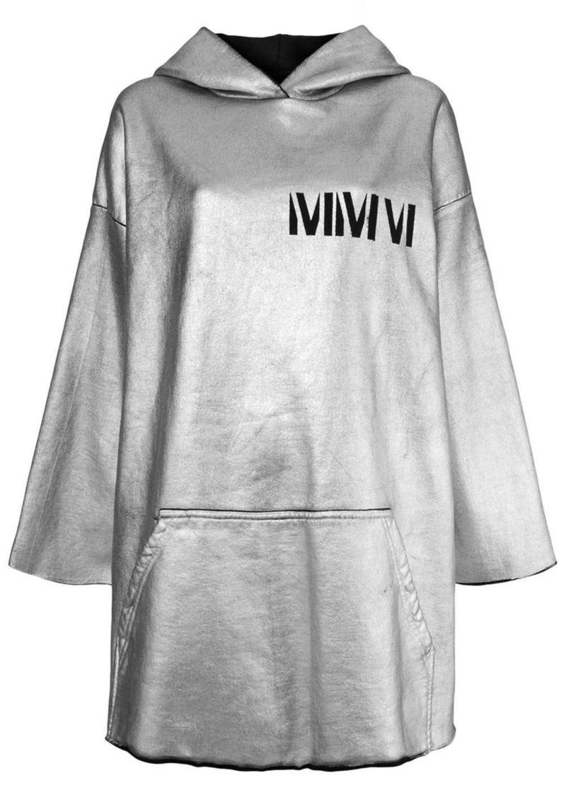 Maison Margiela long hoodie