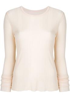 Maison Margiela long-sleeve sweater