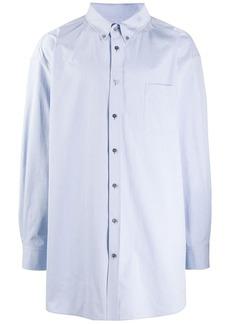 Maison Margiela long sleeves oversized shirt