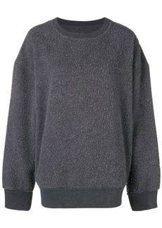 Maison Margiela longsleeved loose sweater