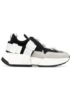Maison Margiela low buckle fastened sneakers