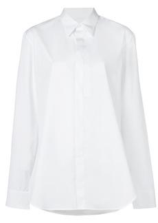 Maison Margiela A-line shirt