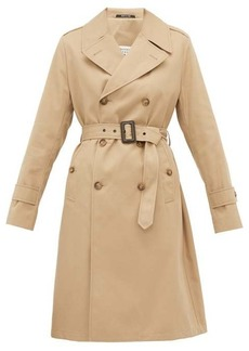 Maison Margiela Belted gabardine trench coat