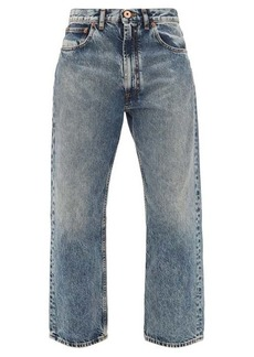 Maison Margiela Boyfriend-fit straight-leg jeans