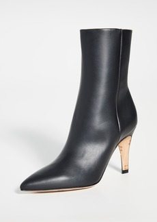 Maison Margiela Carved Heel Booties