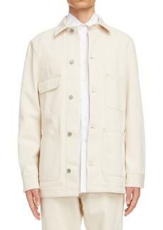 Maison Margiela Cotton Chore Coat