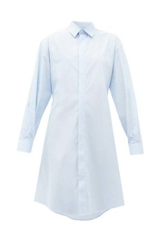 Maison Margiela Cotton shirt dress