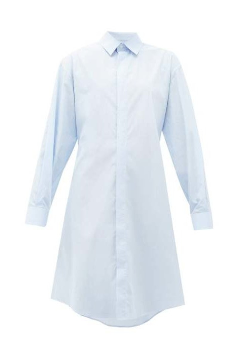 Maison Margiela Cotton shirtdress