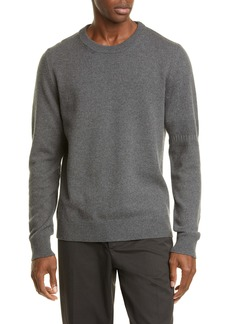 Maison Margiela Crewneck Wool & Cashmere Sweater