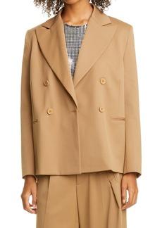 MM6 Maison Margiela Double Breasted Jacket