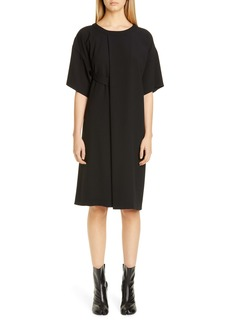 Maison Margiela Drape Front Dress