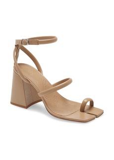 Maison Margiela Embossed Toe Ring Sandal (Women)