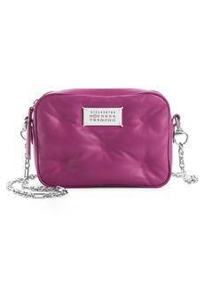 Maison Margiela Glam Slam Tufted Leather Camera Bag