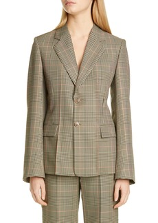 Maison Margiela Glen Plaid Blazer