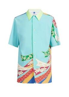 Maison Margiela Japanese-print shirt