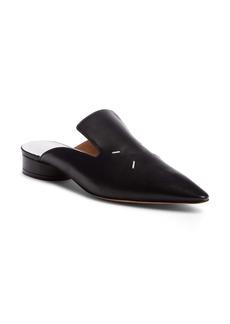 Maison Margiela Kiki Pointed Toe Loafer Mule (Women)