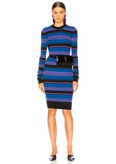 Maison Margiela Midi Sweater Dress