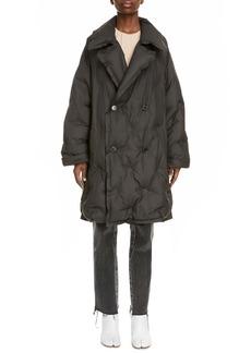 Maison Margiela Oversize Quilted Coat