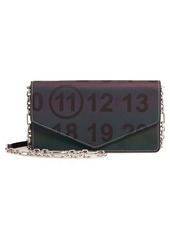 Maison Margiela Reflective Wallet on a Chain