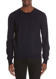 Maison Margiela Shrunken Wool Sweater