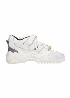 Maison Margiela Sneakers In White Leather