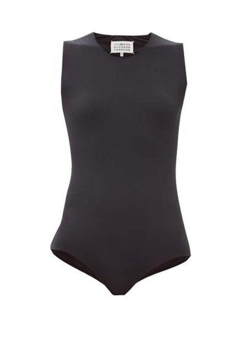 Maison Margiela Stretch-jersey bodysuit