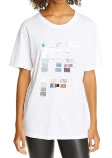 MM6 Maison Margiela Swatch Graphic Tee