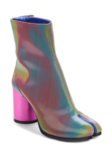 Maison Margiela Tabi Iridescent Boot (Women)