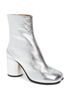 Maison Margiela Tabi Metallic Boot (Women)