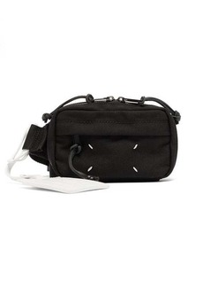 Maison Margiela Technical-twill belt bag