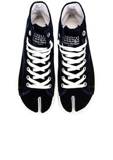 Maison Margiela Toe High Top Sneakers