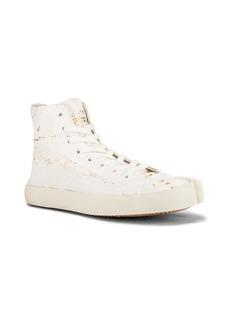 Maison Margiela Vandal Tabi Hi Top Sneaker