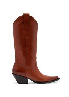 Maison Margiela Western leather boots