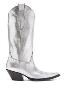 Maison Margiela Western leather boots