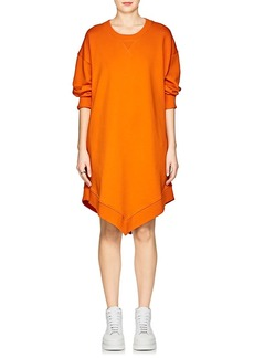 MM6 Maison Margiela Women's Cotton Sweatshirt Dress