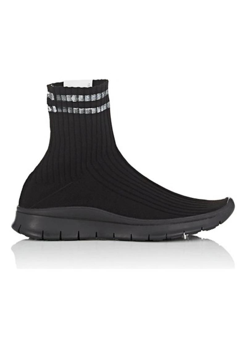 0294a718d76 SALE! Maison Margiela Maison Margiela Women s Stripe-Detail Sock ...