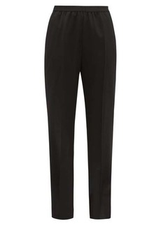 Maison Margiela Wool-blend tailored trousers