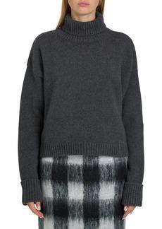 Maison Margiela Wool-blend Turtleneck