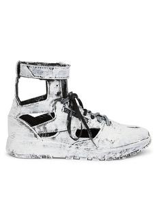 Maison Margiela x Reebok Classic Leather Gladiator Tabi Sneaker