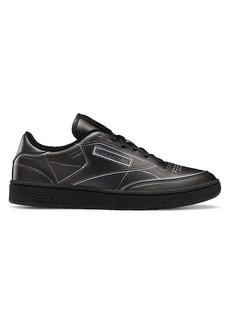 Maison Margiela x Reebok Club C Trompe L'oeil Sneakers