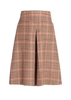 Maison Margiela Memory Of Wool Culotte Skirt