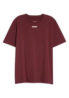 Men's Maison Margiela Men's Loop Detail Cotton T-Shirt