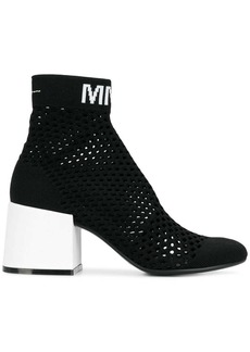Maison Margiela mesh sock boots