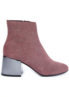 Maison Margiela metallic heel ankle boots