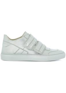 Maison Margiela metallic touch strap sneakers