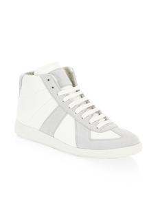 Maison Margiela Mid Replica Sneakers