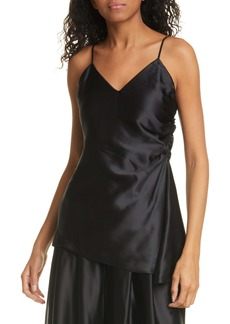 MM6 Maison Margiela Asymmetrical Drape Camisole