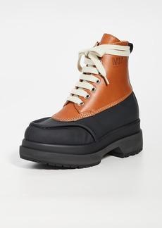 MM6 Maison Margiela Combat Boots
