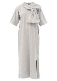 MM6 Maison Margiela Cotton-jersey T-shirt dress